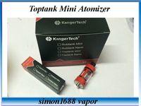 atomizers - single Kanger Toptank mini Atomizer ml sub ohm tank colors for Kbox mini TC mod topbox mini mod VS Subtank Mini