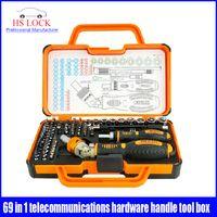 Wholesale JM in Multipurpose Precision Screwdriver Set Hardware Tool Ratchet Effort hand tools hot sale