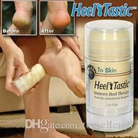Wholesale Cracked Heel Tastic Foot Massage Cream Heels Repair Feet Repair Cream Care Beauty Saltos Dead Skin Moisturizing DHL