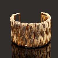Wholesale 2016 NEW STYLES jewelry for party dresses women fashional bracelet medium gold round high quality bracelets