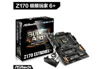 asrock support - ASROCK Z170 Extreme6 support DDR4 memory interface to the computer motherboard