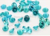 aqua wedding invitations - 4 mm Aqua Acrylic crystal diamond for even party supplies invitation for wedding Wedding Decoration
