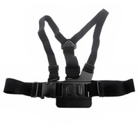 adjustable lens mount - Adjustable Elastic Body Chest Strap Mount Belt Harness For GoPro Hero GP26