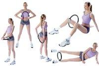 Wholesale High Quantity Exercise Pilates Ring Fiber Glass Yoga Ring