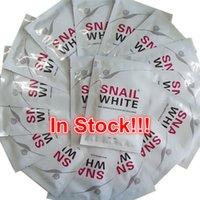 beauty snail - Snail White Silk Face Masks Korea Snail Secretion Filtrate Carrian Filtrate Secretion Skin Care Beauty Facial Whitening Moisturizing Mask