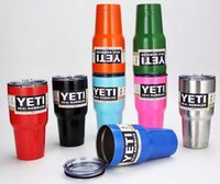 Wholesale Yeti ounce Rambler cup Ombre Authentic Yeti brand