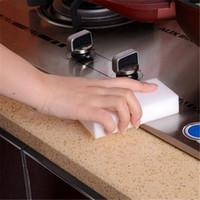 Wholesale Cleaning Sponge Pieces Multi function Magic Sponge Eraser Nano Kitchen Bathroom Cleaning Sponge