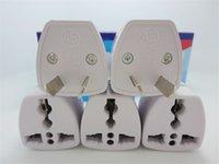 Wholesale Australia Travel AC Power Adapter Plug US EU UK to AU conversion Electrical plug