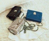 Wholesale In same bag star chain BaoLiang surface laser ling ice bag handbag shoulder inclined shoulder bag