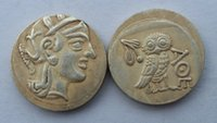 ancient greek art - G Alexander IIIG Ancient Athens Greek Silver Drachm Atena Gre Ancient Greek Coin Nice Quality Coins Retail Whole Sale