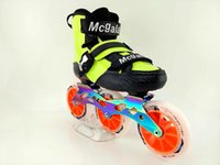 Wholesale children s roller skates boots mcgala size adjustable with frame and wheel