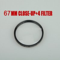 Wholesale Professional mm Macro Close Up filter for Canon EOS MM NIKON D90 Sony Pentax cameras