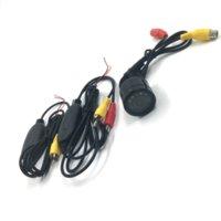 Cheap Brand New 10 IR Led Car Rear View Camera Auto Reverse Backup Camera + 2.4G Wireless Transmitter Receiver Camera Kit