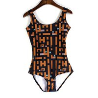 belly tank - 3D Digital Printing Swimsuit Thin Stretch Bathing Suit Sexy Cover Belly Swimming Sets One Piece Wire Free Beachwear Tank Battle Game LNSst
