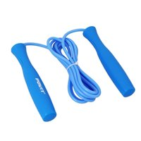 Wholesale Hot Sale Plastic Bearing Exercise Skipping Rope For Students Sports Disciplinary Non Slip M Long Adjustable Wire Skidproof Rope Skipping