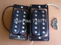 Wholesale Freeshipping Double Coil Guitar Humbucker Pickup Set Neck Bridge Pickup