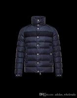 arsenal coat long - Original Men s DARCET Down Parka ARSENAL Jacket man winter outdoor gentlemen Outerwear White Duck Down Coats Cotton jackets