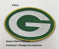 Wholesale Football Team Iron on patch embroidery patches logo embroidery patches embroidery patches for clothing custom embroidery patches