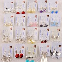 Wholesale South Korea temperament long Tassel Earrings earrings and hypoallergenic jewelry boutique selling earrings
