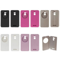 asus cheap - fashion window PU leather flip leather case cover skin for Asus ZenFone Max ZC520TL cheap flip cover