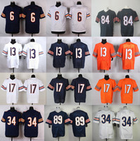bear wine - 2016 Bears Elite Mens Jerseys Jay Cutler Kevin White Alshon Jeffery Walter Payton Mike Ditka Leonard Floyd