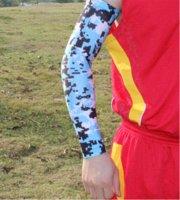 baseball cookies - Royal Blue digital Camo Arm Sleeve Football Basketball Baseball Youth and Adult adult cookie monster halloween costume