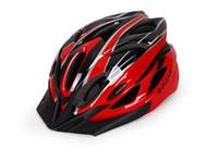 Wholesale Giant Red Blue Black Bike Helmet EPS Styrofoam PC Shell Strength Breathable Comfortable Resistance to Impact Bike Helmet Cycling Helmets