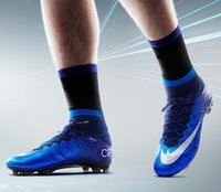 Wholesale Mercurial Superfly CR7 FG Boots Ronaldo natural diamond color soccer cleats Sports Shoes Mens Football Boots Cleats