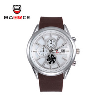 analog sale - New Hot Sales Of Luxury Large Six pin Glue Band Watch Badace Man Charm High Quality
