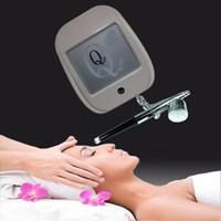 Wholesale Portable oxygen jet peel oxygen facial machine skin rejuvenation acne treatment