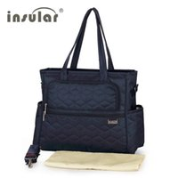 Wholesale New Arrival Shipping Free Nylon Fashion Baby Diaper Bags Nappy Bags Mommy Bag Multifunctional Changing Bags