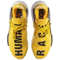 baseball equip - NMD Human Race NMD Runner the NMD is equipped with Boost combining running casual for the ultimate shoes Yellow Black White