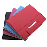Wholesale High Quality Universal Leather Stand For Android Tablet For inch PC MID Wallet Pouch Bag Protector Case Cover
