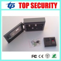 access box covers - ZK F2 fingerprint access control protect box waterproof out door use protect metal box protect cover