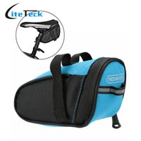 Wholesale New Arrival Roswheel Outdoor Cycling Mountain Bike Bags Bicycle Saddle Bag Back Seat Tail Pouch Package Black Green Blue Red