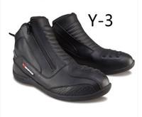 Wholesale Motorcycle Boots Men Racing Y