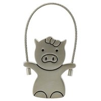 animal drivers - Cute Metal Pig USB Memory Stick Pen Drivers Promotion Gift U Disk USB Real GB GB GB GB USB Memory Sticks