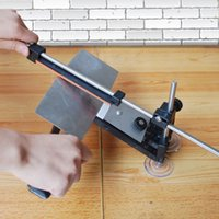 angled knife - Sharpeners Professional Kitchen Knife Sharpening Fix Fixed Angle with high quality Grindstones Kitchen Knives Accessories