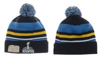 adult sports leagues - XLVIII super league Football Beanies Team Hat Winter Caps Popular Women Men Beanie Caps Skull Caps Best Quality Warm Sports Caps