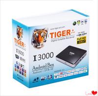 Wholesale Usb Wifi Adapter Tiger I3000 OTT Online Movie Watch Free Full Eurostar Digital Satellite Receiver Discount Free Inspection