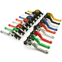 Wholesale Motorcycle Brakes CNC Brake Clutch Levers for Motorcycles Adjustable Short Hand Lever Motorcycles Brakes All Motorcycles