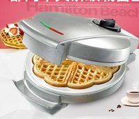Wholesale Household electric baking pan cake surface muffin machine automatic waffle