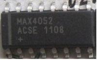 analog speaker phone - analog switch multiplexer analog multiplexer original Maxim max4052