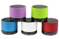 Wholesale POWERFUL Portable MINI Speakers Wireless Bluetooth Wireless Mini Portable Speaker For Apple iPhone iPad Mp3 New