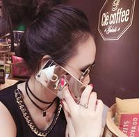 sostenedor del anillo de casos de la cubierta del espejo con Galvanoplastia Chrome ultrafino del teléfono de TPU suave para el iPhone 6 6 Plus, 6S 6S Plus, 7 7 Plus