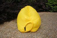 Wholesale 2016 laybag Fast Inflatable laybag Sleeping Bag Hangout Lounger Air Camping Sofa Beach Nylon Fabric sleep Bed Lazy Chair
