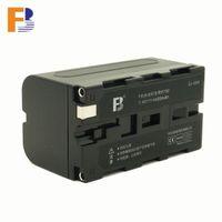 Wholesale F B mAh NP F750 NP F770 Camera Battery for LED Video Light Field Monitor
