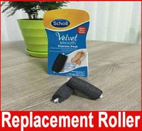 wet grinding - Scholl Velvet Smooth Replacement Roller Heads grinding head wet dry roller replacement spare head only colors