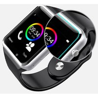 Wholesale 2016 GT08 Bluetooth Smart Watch A1 Wrist Watch Men Sport iwatch style watch for IOS Apple Android gsm wrist watch phone