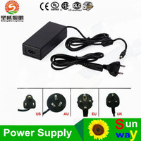 ac adapter lamps - AC V to DC V A W Power Supply Adapter LED Transformer for M Light Lamp Strip